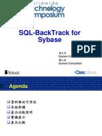 SQL BackTrack