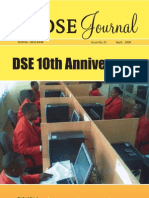 15 Dse Journal