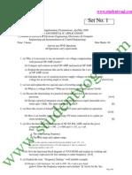 Linear and Dig Italic Applications Jntu Model Paper Www Student Yogi Com 100113195343 Phpapp02