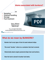 All About Bunkering