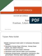 Sistem Informasi SMTR3