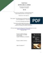 Rudolf Steiner Misterul Biblic Al Genezei