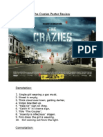 The Crazies Poster Review
