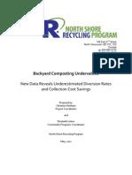 NSRP Backyard Composting Undervalued - Full Report
