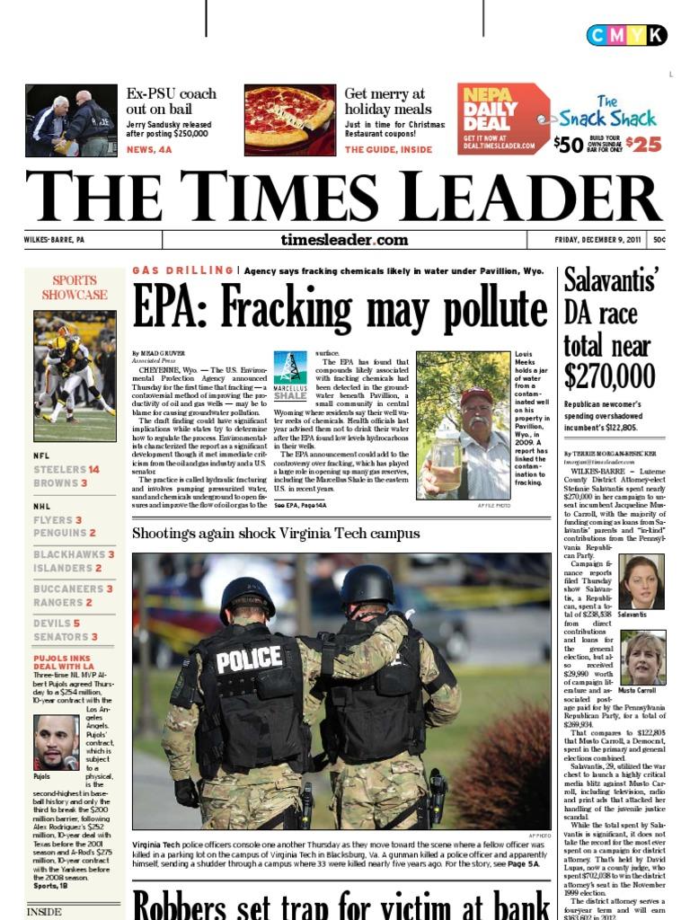 e42914285 Times Leader 12-09-2011