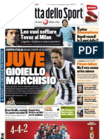 Gazzetta dello Sport - 09/12/2011