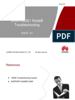 OWK100301 NodeB Troubleshooting ISSUE3.0