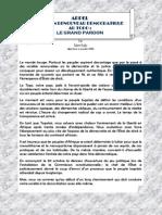 Le Grand Pardon - Edem KODJO