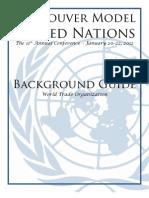 Genetically Modified Organisms - World Trade Organization