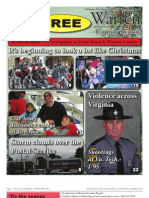 The Mid December, 2011 edition of Warren County Report