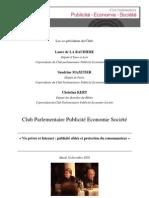 Compte-Rendu CPPES 14 décembre 2010