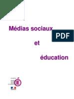 Médias Sociaux Et Education