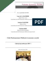 Compte-Rendu CPPES Petit-déjeuner 2 février 2011