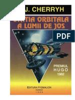 C.J.cherryh - Statia Orbitala a Lumii de Jos