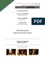 Compte Rendu CPPES 15 Nov 2011