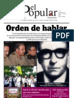 El Popular N° 168 - 9/12/2011