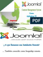 Joomla Remoto