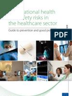 Evaluare Risc Sector Sanitar