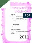 CONSECUENCIA DE VIOLENCIA