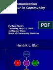 7 Teknik Komunikasi Dalam Komunitas