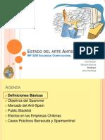 Estado Del Arte Antispam