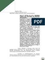 apelação 33731-2009 - associação de moradores não pode cobrar despesas de quem não é associado, princípio fundamental da livre associação