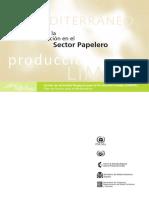 Prevencion de Contaminacion en El Sector Papelero