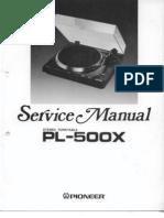Pioneer - PL500