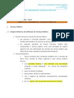 Direito do Consumidor e Administrativo - Fabrício Bolzan - Aula pela internet 08-2010