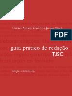 Manual de redação TJ.SC