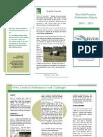 Biosolids Program Performance Report 2010-2011