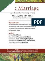 Talk Marriage
