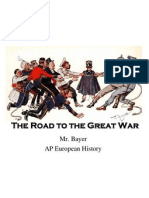 chapter 25 - great war