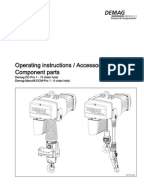 demag dh hoist maintenance manual  products specifications on globalspec -  trusted source crane repair information, 10, millers, rugged design and  long