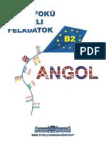 Középfokú Írásbeli Feladatok Angol B2 - Reduced