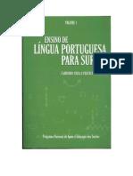 Ensino de Língua Portuguesa para Surdos volume 1