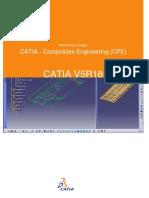 CATIA - Composite Engineering (CPE)