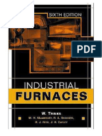Industrial Furnaces, 0471387061