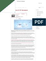 The Future of UK Aerospace
