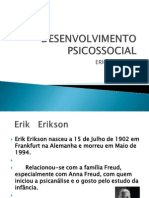 DESENVOLVIMENTO PSICOSSOCIAL