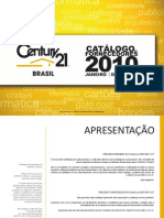Catálogo de Fornecedores CENTURY 21 Brasil 2010