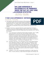 U.S. Expatriation Act of 1907