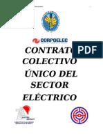 contrato colectivo CORPOELEC