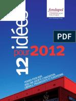 12 idées pour 2012