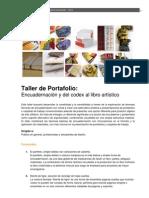 2012_Taller de Portafolio_encuadernacion Del Codex Al Libro Artistico