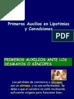 CLASE 13 Lipotimias y Convulsiones