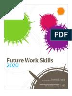 Future Skills 2020 Research Report