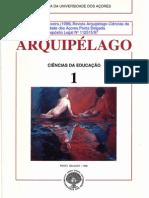 Perspctivas Críticas na análise do Planeamento e das Políticas Educativas_Revista Arquipélago