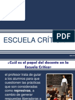 Escuela Crítica