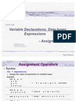 C-Programming-and-Data-Structures-t04-B-Variables-And-Expressions-Assignment